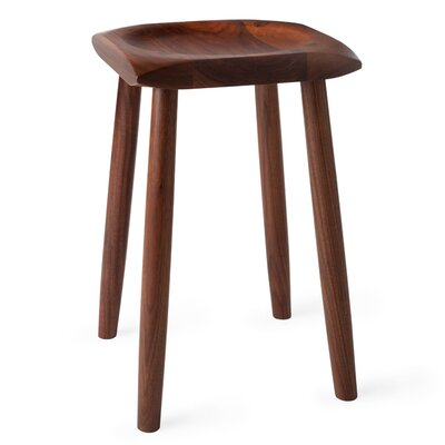 20 Bar Stool Finish: Walnut