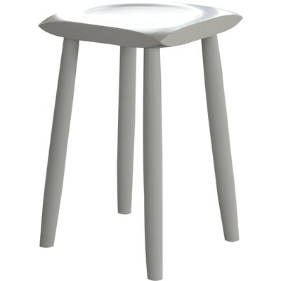 20 Bar Stool Finish: White Lacquer