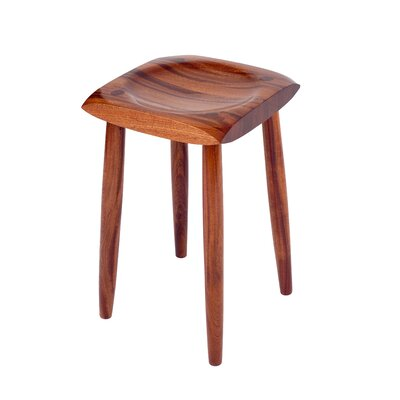 20 Bar Stool Finish: Mahogany