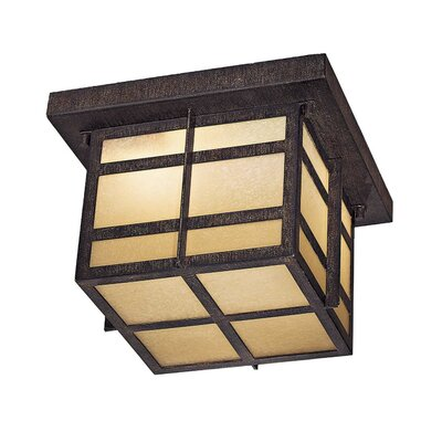 Delancy 2-Light Flush Mount