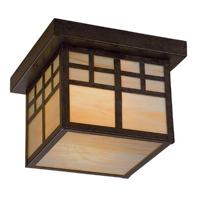 Scottsdale II 3-Light Flush Mount