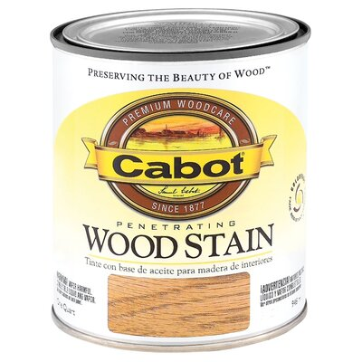 CabotStain 1 Quart Limed Oak Interior Oil Wood Stain 144-8133 QT at Sears.com
