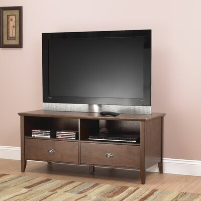 Cheap Foremost Sheridan 48″ TV Stand in Warm Walnut (FMM1000)