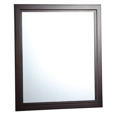 Buy low price foremost cavett bathroom mirror wall for Where can i buy bathroom mirrors