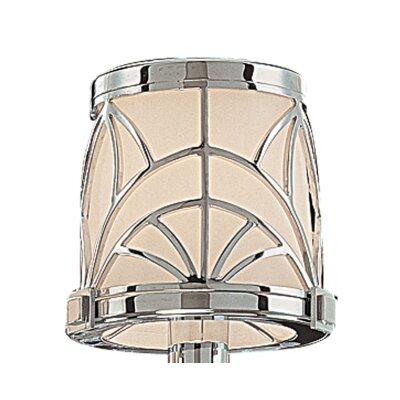 4.5 Silk Drum Candelabra Shade