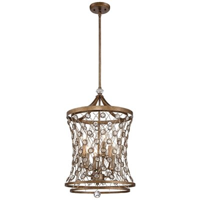 Vel Catena 6-Light Foyer Pendant