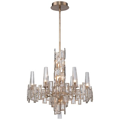 Bel Mondo 12-Light Crystal Chandelier