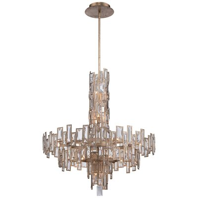 Bel Mondo 18-Light Crystal Chandelier