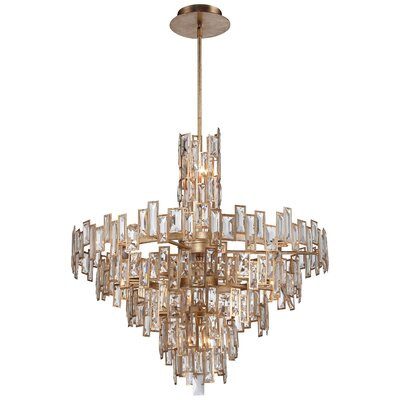 Bel Mondo 21-Light Crystal Chandelier