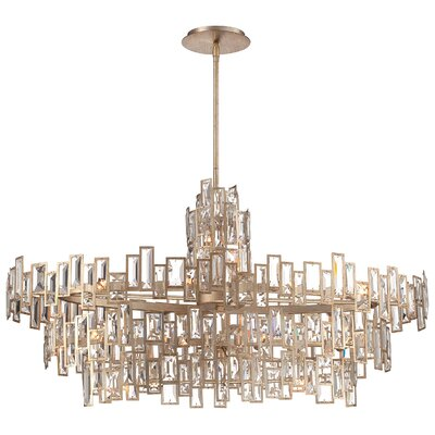 Bel Mondo 21-Light Crystal Pendant