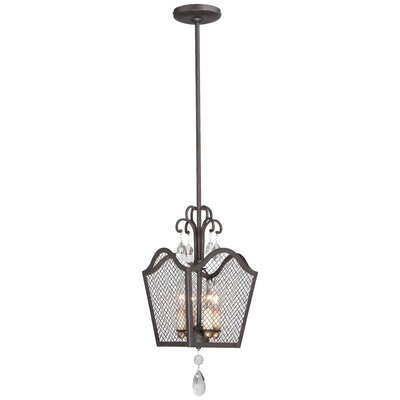 Cortona 4-Light Foyer Pendant