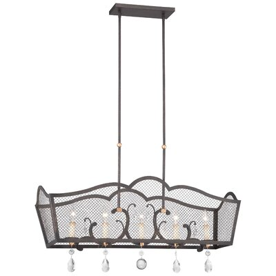 Cortona 5-Light Kitchen Island Pendant