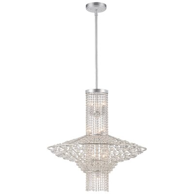 Saybrook 10-Light Geometric Pendant
