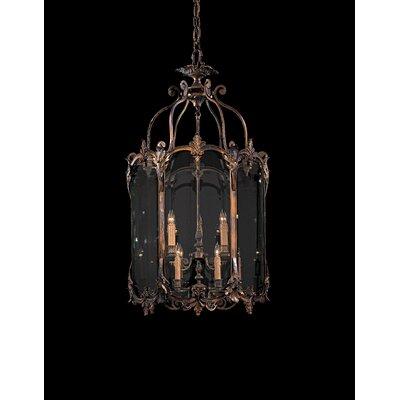 Vintage 9-Light Foyer Pendant