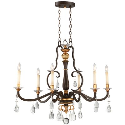 Chateau Nobles 6-Light Candle-Style Chandelier