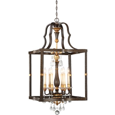 Chateau Nobles 6-Light Foyer Pendant