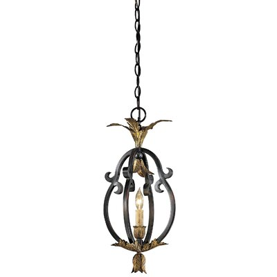 Montparnasse 1-Light Foyer Pendant