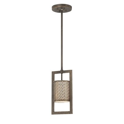 Ajourer 1-Light Mini Pendant
