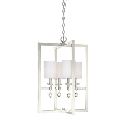 Chadbourne 4-Light Foyer Pendant