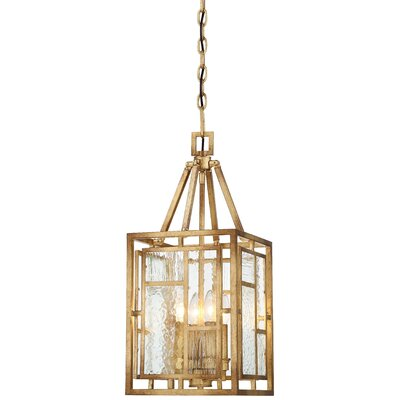 Edgemont Park 4-Light Foyer Pendant Size: 23.625