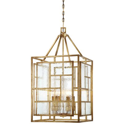 Edgemont Park 6-Light Foyer Pendant