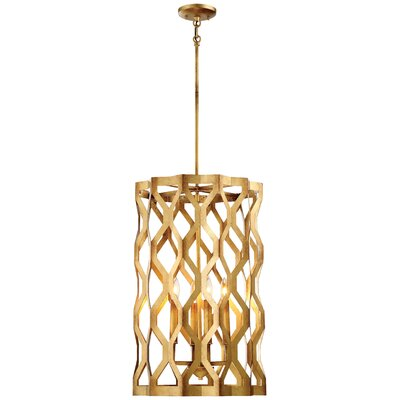 Coronade 4-Light Foyer Pendant