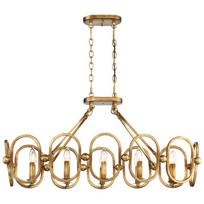 Clairpointe 10-Light Kitchen Island Pendant