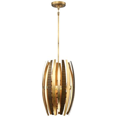Manitou 6-Light Foyer Pendant