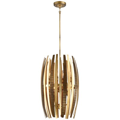Manitou 8-Light Foyer Pendant