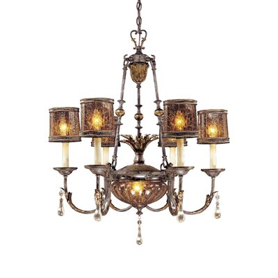 Sanguesa 7-Light Candle-Style Chandelier