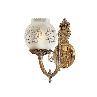 Antique Brass Sconce Wayfair