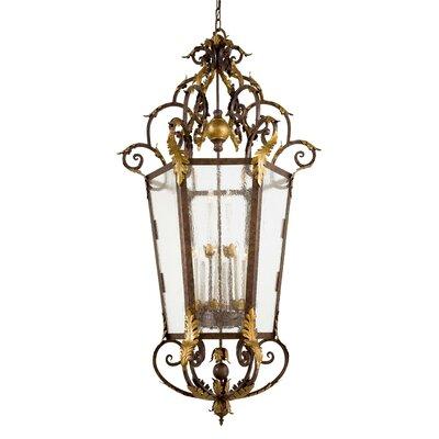 Zaragoza 12-Light Foyer Pendant