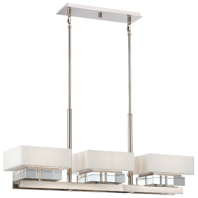Eden Roe 6-Light Kitchen Island Pendant
