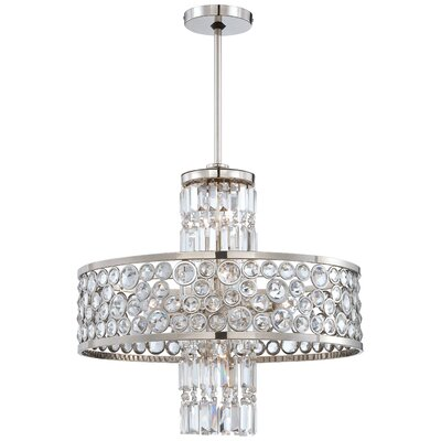 Magique 13-Light Crystal Chandelier