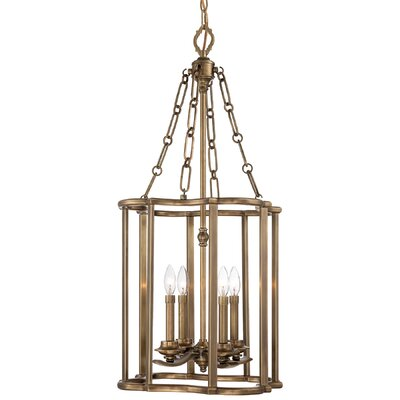 Leicester 4-Light Foyer Pendant
