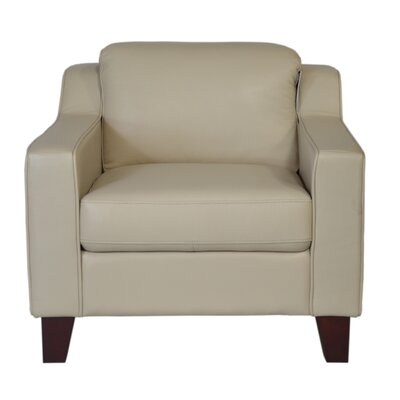 Cora  Full  Top Grain Leather Chair