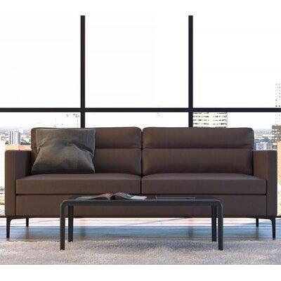Selton Leather Sofa