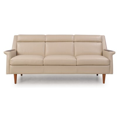 Torger Leather Sofa