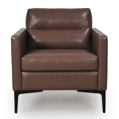 Selton Leather Club Chair