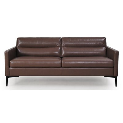 Selton Leather Loveseat