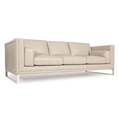 Orren Ellis ORNE2842 Theodis Top Grain D Grade Contemporary Sofa
