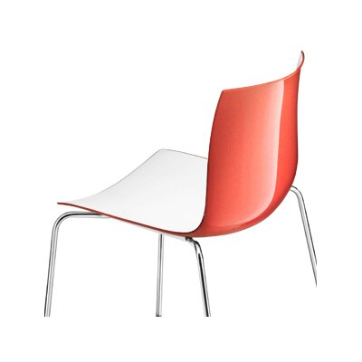 Catifa 46 Armchair Color: Two Tone-Red