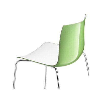 Catifa 46 Armchair Color: Two Tone-Apple Green