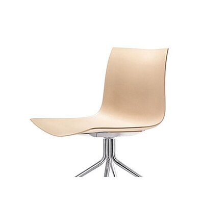 Catifa 46 Side Chair Color: Oak