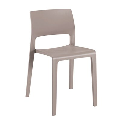 Juno Side Chair (Set of 4) Color: Taupe