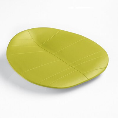 Leaf Cushion for Sled Base Lounge Chair Color: Green