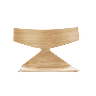 Saya Side Chair Color: Bleached Oak