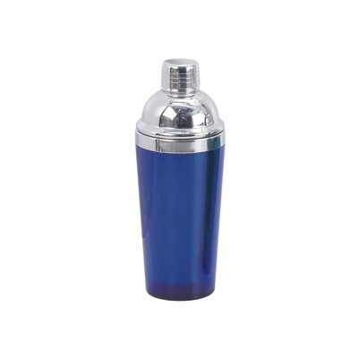 Cocktail Shaker in San Plastic Color: Blue