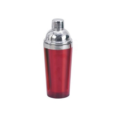 Cocktail Shaker in San Plastic Color: Red