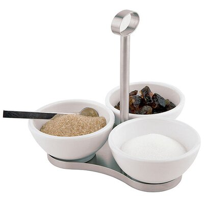 Paderno World Cuisine 3 Melamine Bowl Set with Handle 44839-04